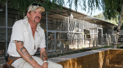 Joe Exotic Says He Was 'Too Gay' To Get A Pardon From Trump