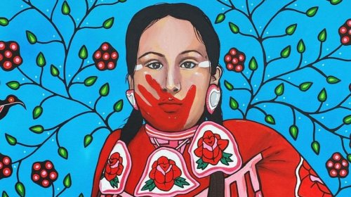Instagram Stories About Violence Against Indigenous Women Are Disappearing