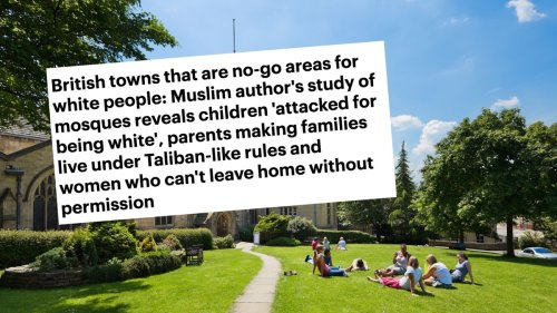 When the 'Daily Mail' Calls Your City a 'No-Go Area for White People'