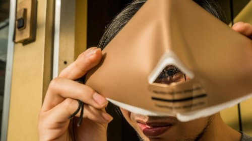 This Company Sold Trendy Masks With Holes, And Is Threatening Doctors Who Question Its Safety.