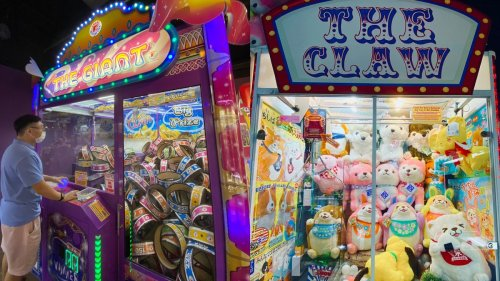 Arcade Experts Tell Us Why We Never Win Toys in Claw Machines