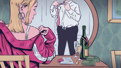 Ce que ça fait d'être escort à l'adolescence