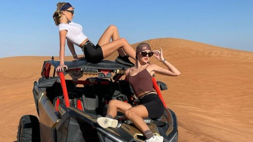 A Bunch of Influencers Are Stranded in Dubai Due to COVID