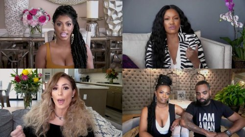 The Real Housewives is reflecting on its race problem