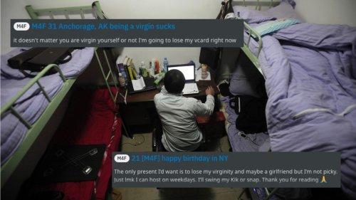 Das Reddit-Forum, in dem sich Jungfrauen zum Sex verabreden