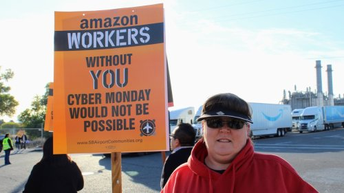 The Teamsters Announce Coordinated Nationwide Project to Unionize Amazon