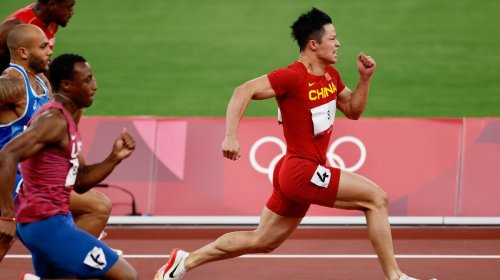 The Seemingly Tiny Change That Led a Chinese Runner to Olympic Breakthrough