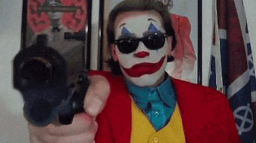 Neo-Nazi Who Dressed Like Joker and Trolled Omegle Faces 30 Years in Prison