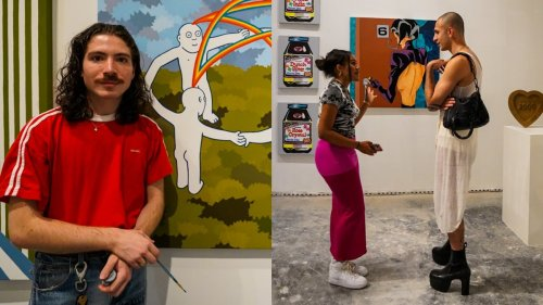 This Gen Z app is opening up the art world for young collectors and artists