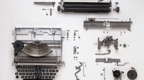 The Elegant, and Not Quite Dying, Art of Typewriter Repair