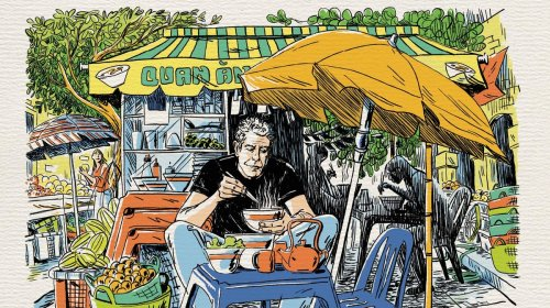 If You Loved Anthony Bourdain, You Should Read 'World Travel'