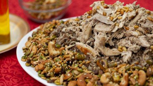 Riz a Jej (Lebanese Chicken & Rice) Recipe