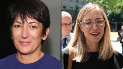 Ghislaine Maxwell Is Fighting to Get a Teenage Epstein Victim's Diary