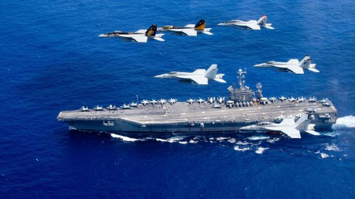 U.S. Navy Has Patents on Tech It Says Will 'Engineer the Fabric of Reality'