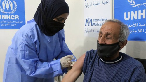 The Country Doing the Most to Vaccinate Refugees