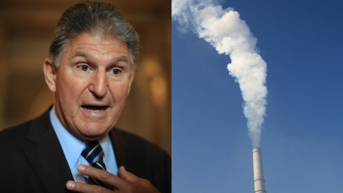 Joe Manchin Makes $500K a Year From One of the Dirtiest Coal Plants in West Virginia