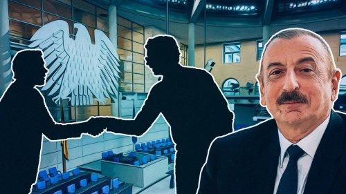 Aserbaidschan-Affäre: Aliyevs geheime Praktikanten-Armee im Bundestag