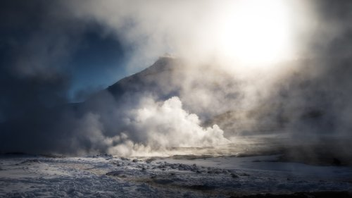 Iceland Is the Tip of a Vast Lost Continent Beneath the Ocean's Surface, Scientists Propose