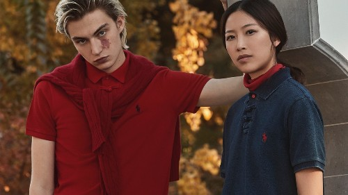 Ralph Lauren is launching a new collaboration with CLOT