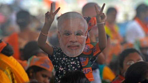 'The Daily Guardian' and 'The Australia Today' Can't Stop Praising Modi