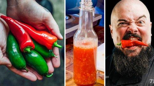 Homemade Hot Sauce With Isaac Toups