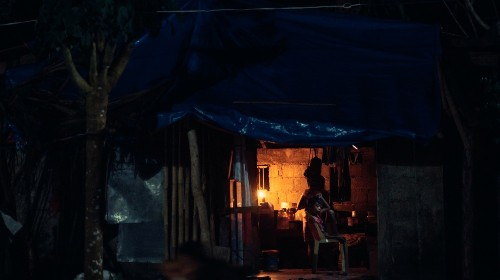 Light Is a Luxury for People on This Philippine Island