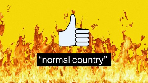 How 'Normal Country' Became Internet Shorthand for 'Bad Country'