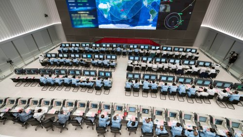 China Makes History With Its First Successful Mars Mission