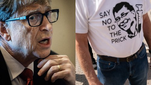 Anti-Vaxxer Spreading Lies About Bill Gates Just Got Banned From Facebook