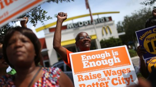 Trump's Favorite Economist Just Said Minorities 'Aren't Worth $15 an Hour'