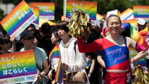 Japan Says It's Unconstitutional to Deny Marriage to Same-Sex Couples