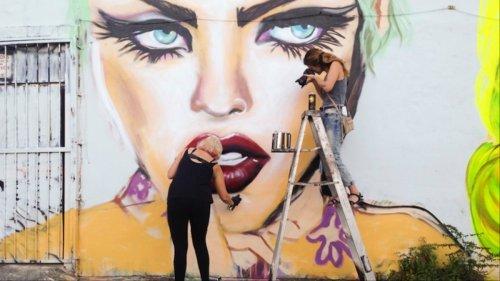 Finally: A Documentary on Female Graffiti Artists