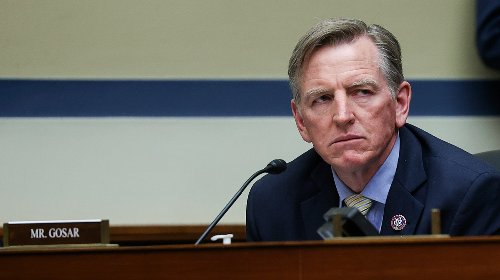 Capitol Rioters Are the Real Victims of the Insurrection, Says Paul Gosar