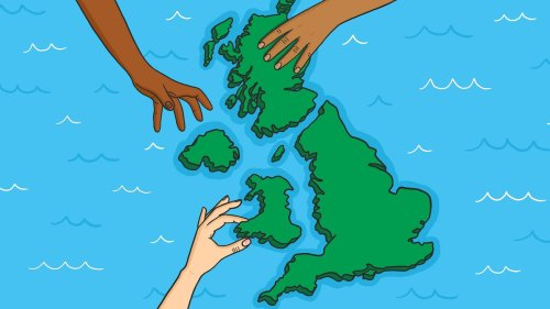 Why England Sucks, According to People from Wales, Scotland and Northern Ireland