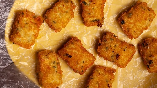 Easy Panelle (Sicilian Chickpea Fritters) Recipe