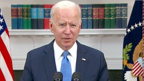 President Biden Reveals New Details About Pipeline Hack
