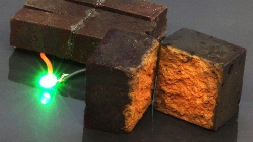Scientists Turn Normal Red Bricks into Electricity-Storing Supercapacitors