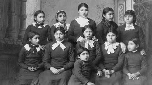 There Are Many Unmarked Graves of Indigenous Kids at US Boarding Schools Too