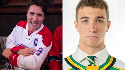 Justin Trudeau Calls Out NHL Team for Drafting Player Who Leaked Sex Photo