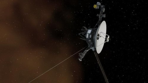 The Farthest Spacecraft from Earth Picks Up an Unexpected New Signal