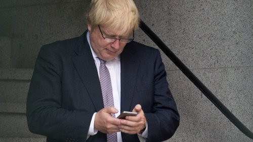 Boris Johnson's Personal Phone Number Has Been Hiding in Plain Sight Online For 15 Years