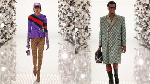Gucci and Balenciaga just broke every rule of luxury fashion