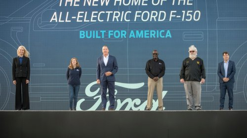Automakers Don't Want You to Get a Discount for Buying Union-Made EVs
