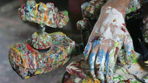 A Quadriplegic Painter Created An Artist Paradise For Artists With Disabilities | #50StatesofArt