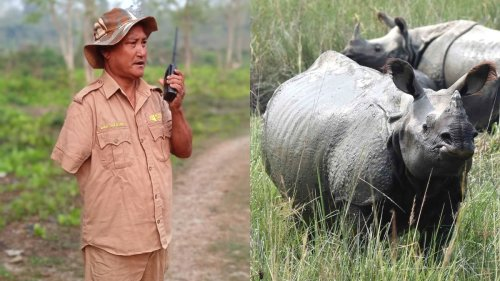 How I Went From Poaching Elephants and Rhinos to Protecting Them
