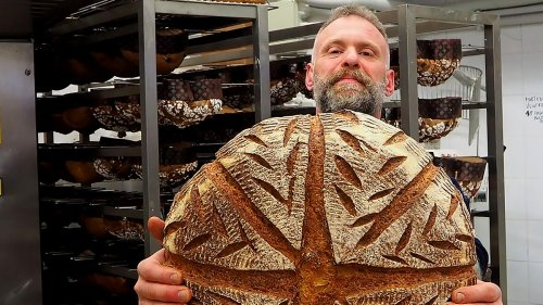 The Baker Growing Ancient Grains from Prehistoric Times