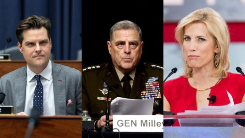 Republicans Are Very Upset With the Military for Talking About Racism