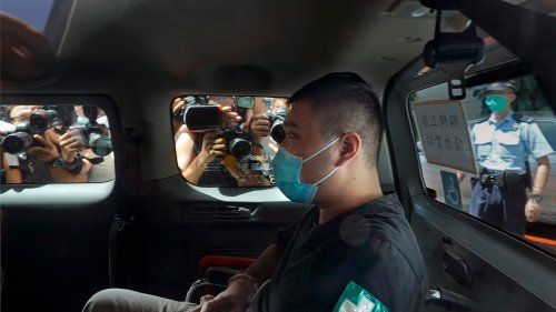 Inside the Surreal Trial of Hong Kong's 'Most Benevolent Terrorist'