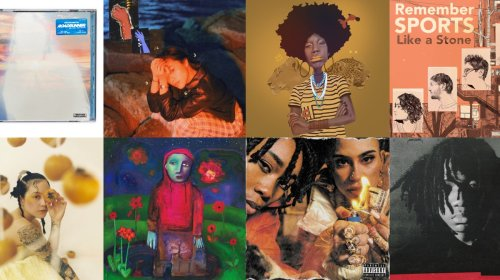 12 seriously incredible albums from spring 2021