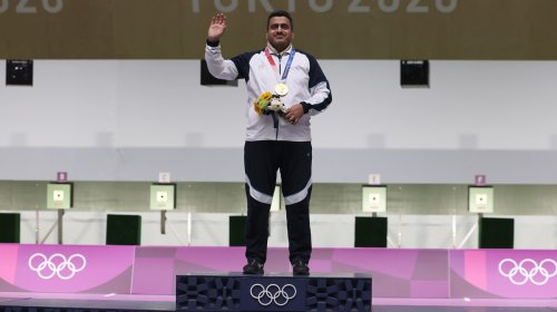 Gold-Winning Olympic Athlete Accused of Belonging to US-Designated Terrorist Group